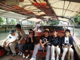 タイへ修学旅行