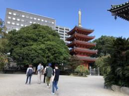 博多の街散策♪